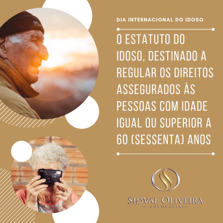 Read more about the article Dia Internacional das Pessoas Idosas – 1 de outubro