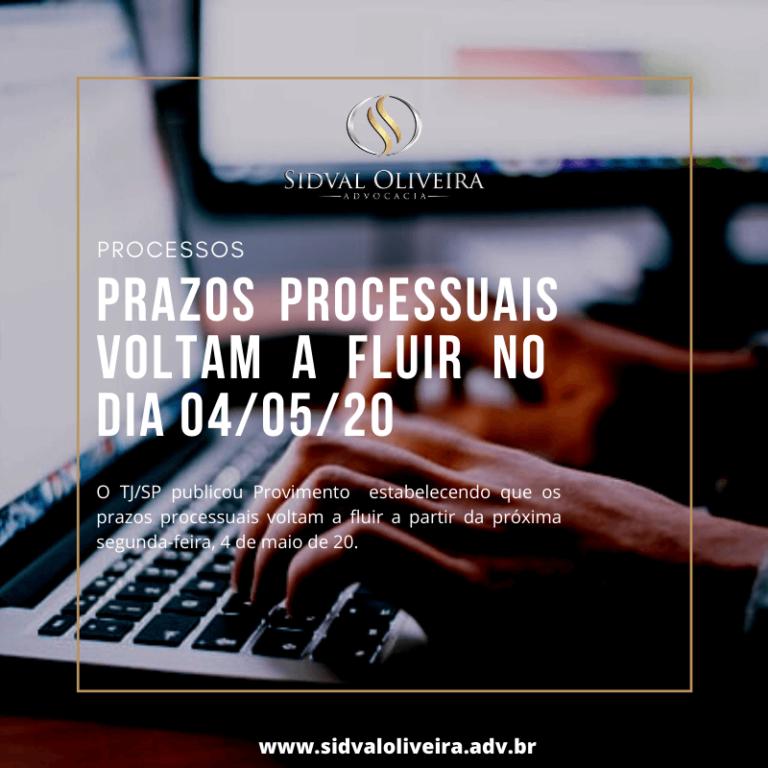 Read more about the article InfoSOA: Covid-19 – Prazos processuais voltam a fluir na próxima segunda-feira, dia 04/05/20