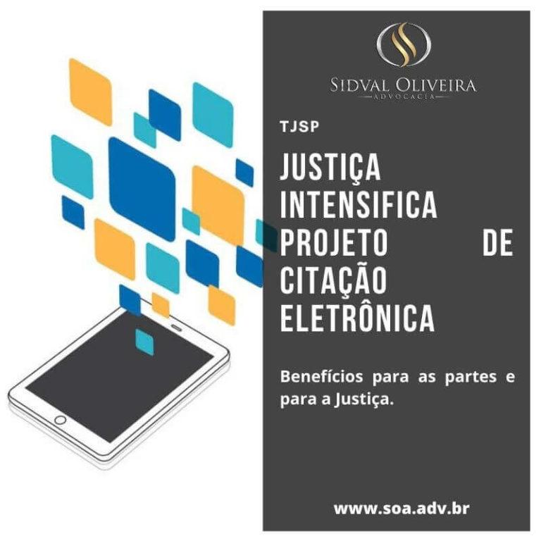 Read more about the article TJSP intensifica projeto de citação eletrônica