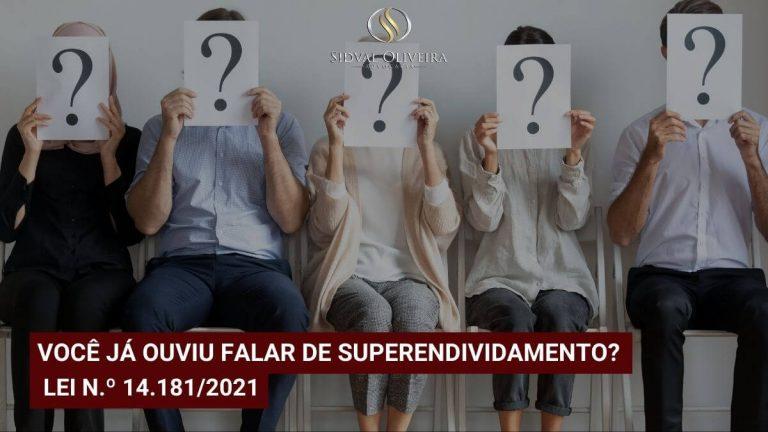 Read more about the article Você já ouviu falar de superendividamento?