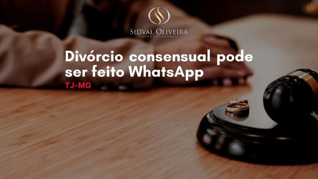 Read more about the article Divórcio consensual pode ser feito virtualmente